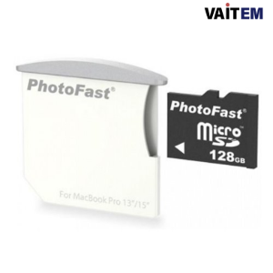 PhotoFast CR-8700MBA13 512GB 미개봉 새상품
